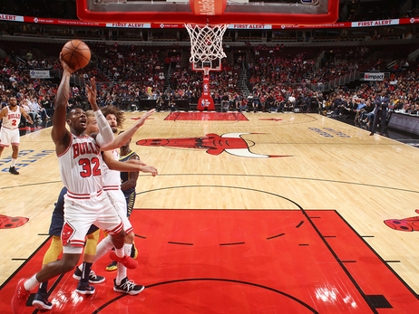 Bulls Defense Steps Up In 104-89 Win Over Pacers