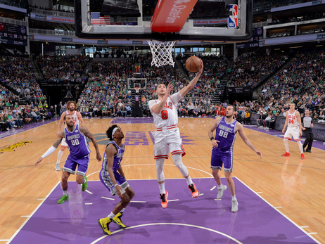 Bulls fall to Kings