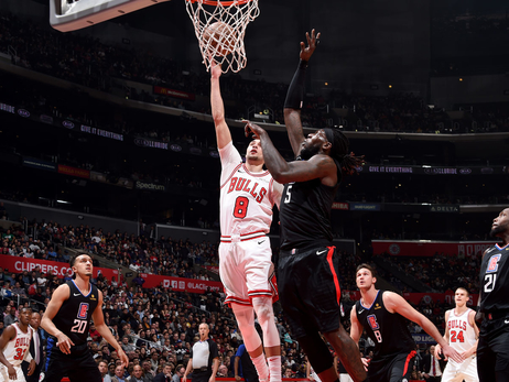 Coaches Boylen and Rivers ejected as Bulls lose to Clippers, 128-121