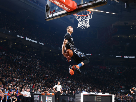 Will Zach LaVine participate in another Slam Dunk contest?