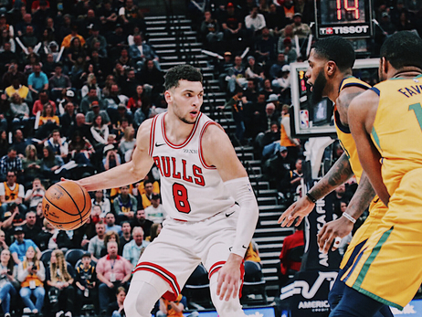 Improved Bulls Come Up Short in 110-102 Loss to Jazz