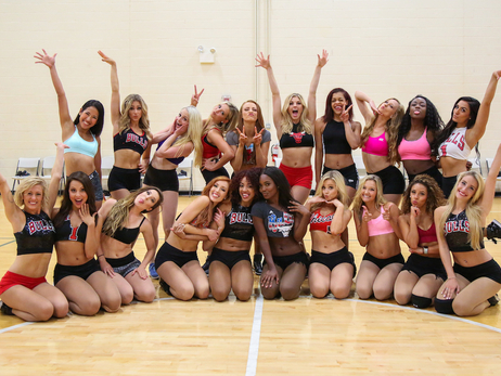 2016-17 Chicago Luvabulls Auditions