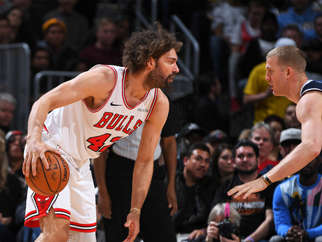 Bulls fall to Nuggets