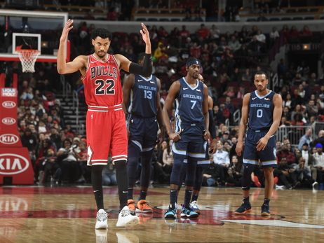 PHOTO GALLERY: Bulls secure home victory against Memphis Grizzlies