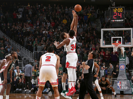 Bulls lose to Bucks 123-104, despite a strong and energetic first half