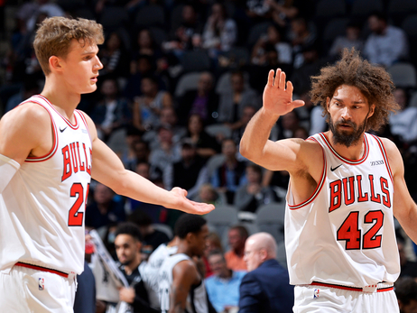 Bulls erase 21 point deficit to beat the Spurs, 98-93