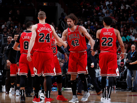 With 24 games remaining, the Bulls are focused on development