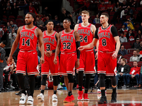 Will the Bulls' offensive identity take shape down the final 24 game stretch?