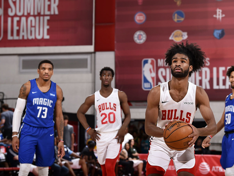 A review of the Bulls at Summer League