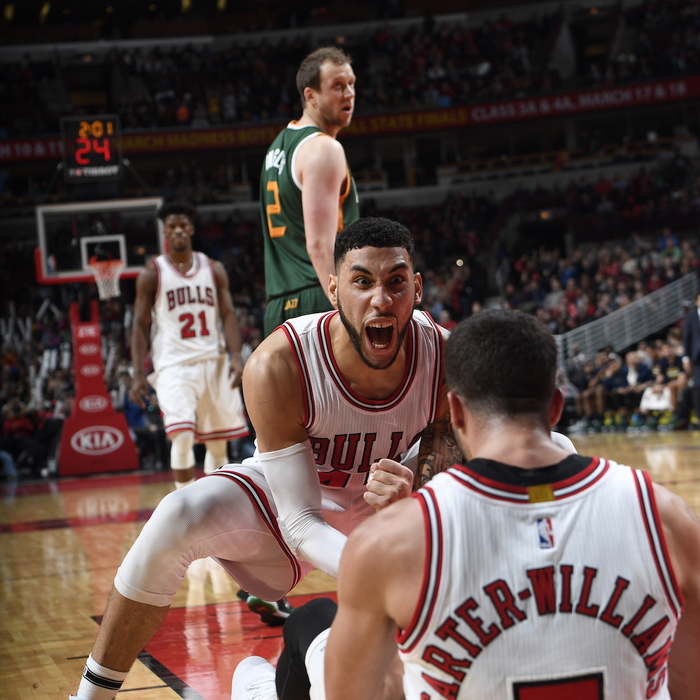 Photo Gallery: Bulls vs. Jazz 03.18.17
