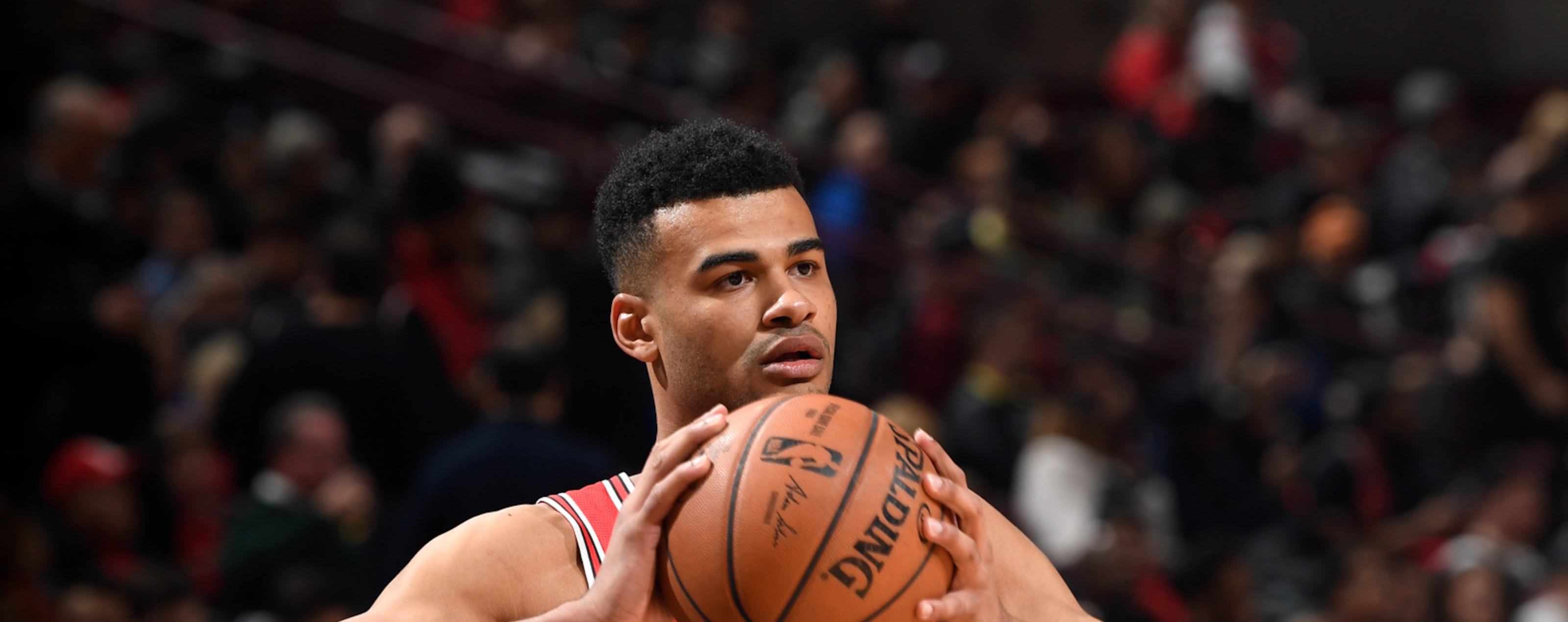 Timothé Luwawu-Cabarrot looks to pass the ball