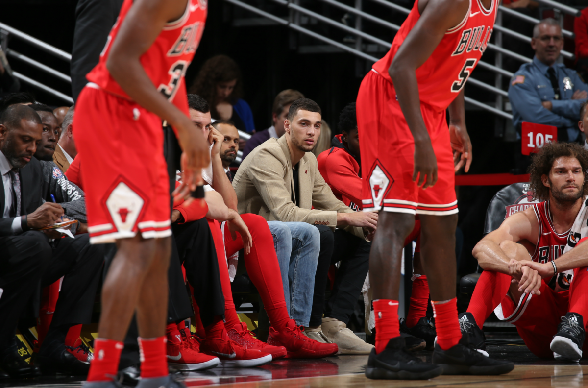 Bulls plan to deal Nikola Mirotic