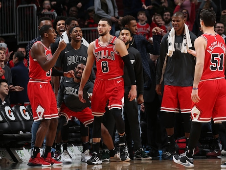 Zach To The Rescue As Bulls Grab Win Over Cavs