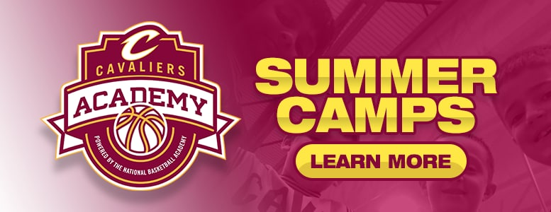 Learn More About Cavaliers Youth Hoops Summer Camps