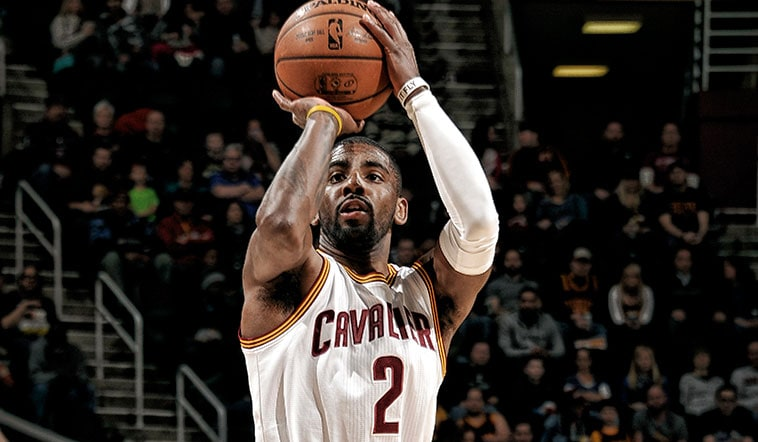 Kyrie Irving Announced As Participant For 2015 Foot Locker