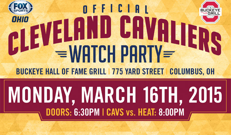 Cavaliers' Game 7 Watch Party tickets at Quicken Loans ...