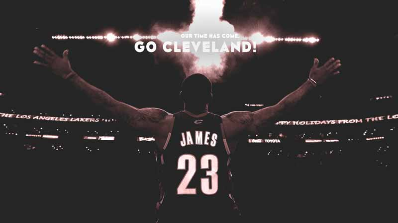 e132448be95 Fan Wallpapers Cleveland Cavaliers