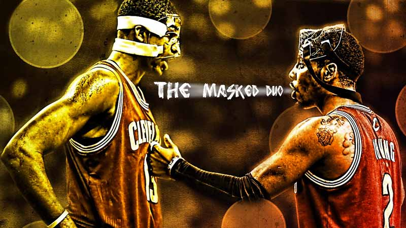 The Masked Duo
