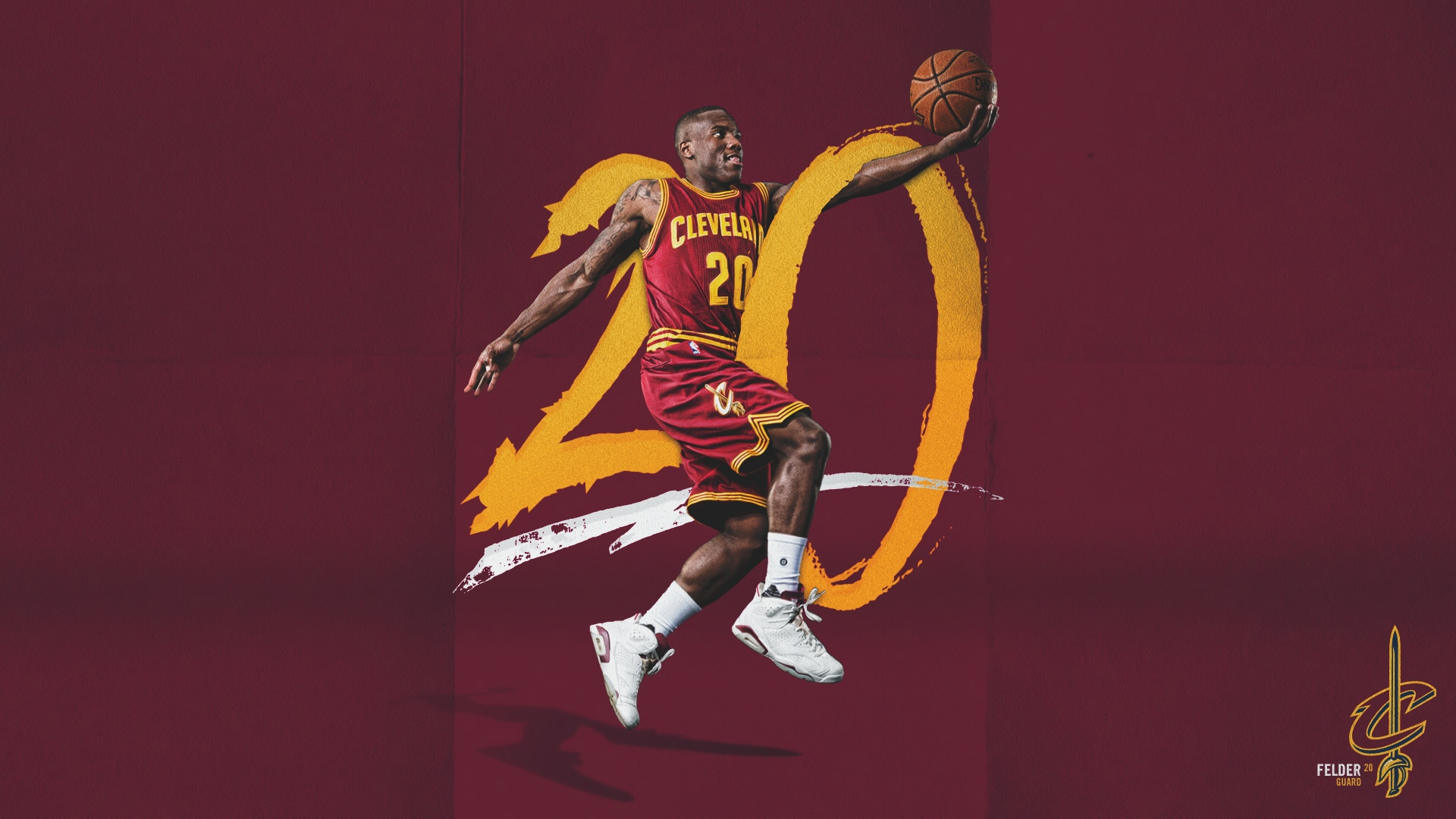 Hd wallpaper nba - Kay Felder