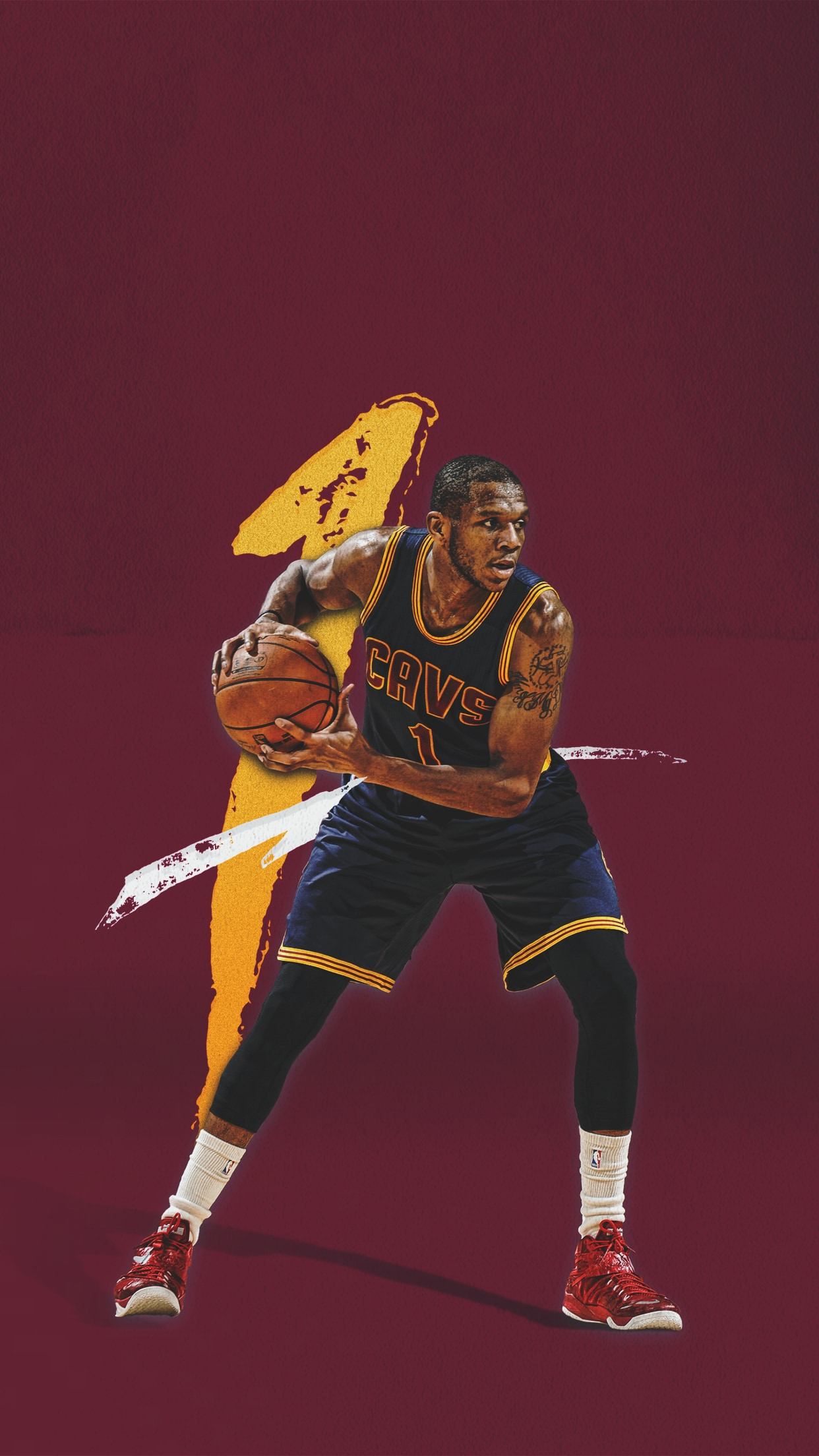 Lebron James Cavaliers Iphone Wallpaper For Kids
