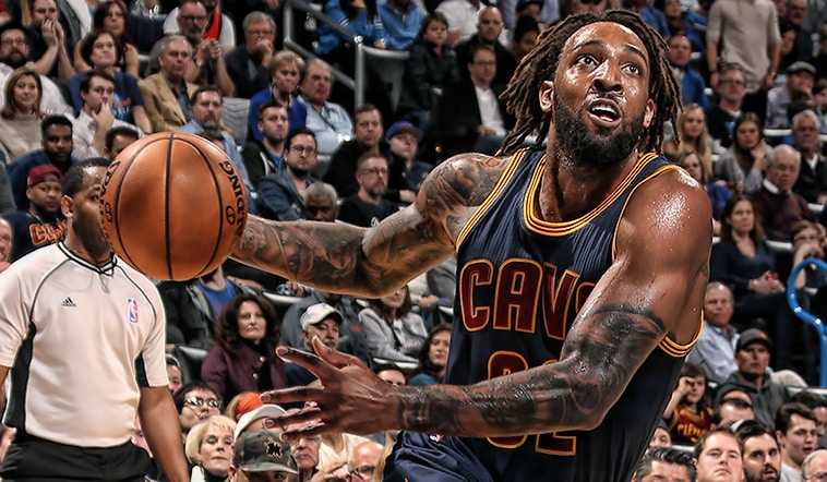 Cavs Sign Derrick Williams to Second 10-Day Contract