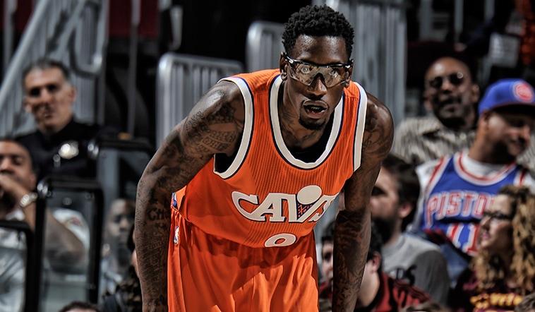 Cavs Assign Larry Sanders to Canton Charge