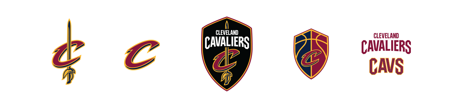 d6a690deb The Cavs recently introduced an updated logo collection that simplified the  look of the Cavaliers brand and inspired the design of the new uniforms.