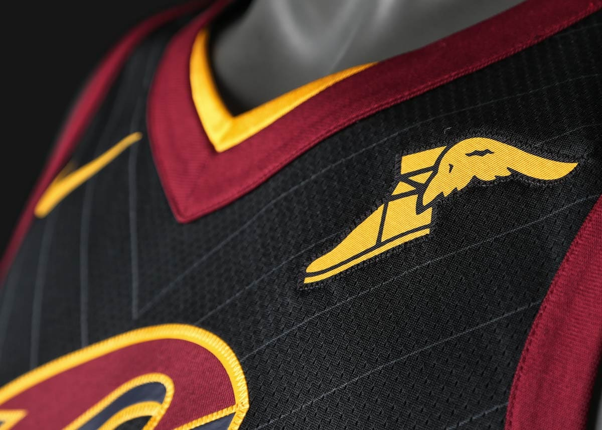 The Cavs will wear the Statement Edition uniform for the first time on  November 24th when the team takes on the Charlotte Hornets at Quicken Loans  Arena. 4835905b575da