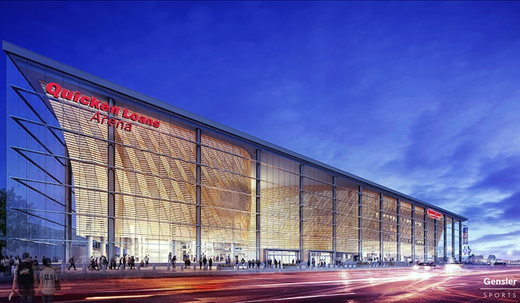 Quicken Loans Arena Set to Re-Open in October | Cleveland