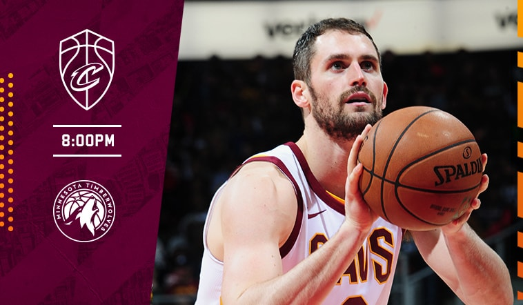 CavsWolves Game Preview - October 19 2018