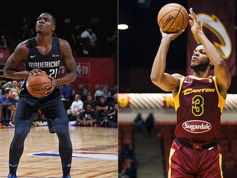 Cavs Sign Jalen Jones and Jaron Blossomgame to Two-Way Contracts