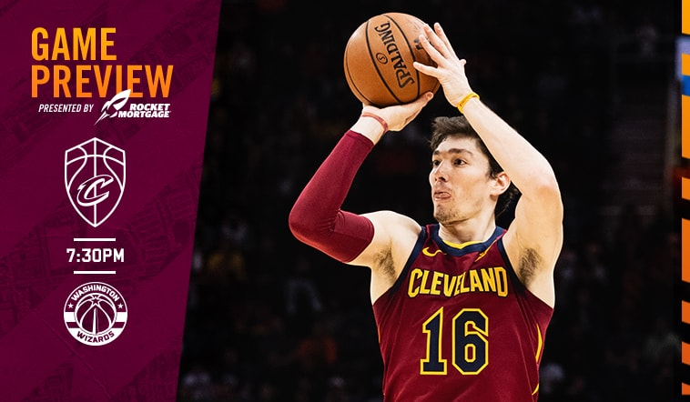 CavsWizards Game Preview