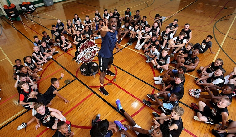 Youth Basketball Summer Camp Schedule | Cleveland Cavaliers