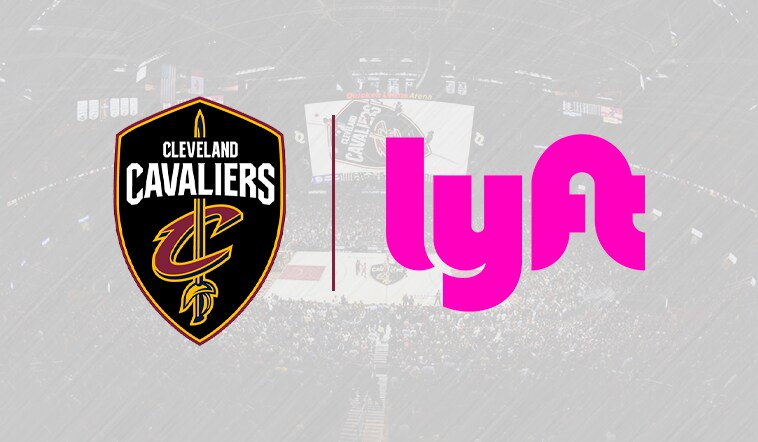 photo relating to Lyft Printable Logo called Cleveland Cavaliers and Lyft Staff Up for Fresh new Marriage