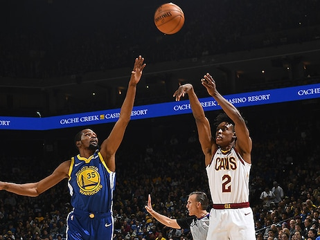 Road-Weary Cavs Can't Cap Comeback at Oracle