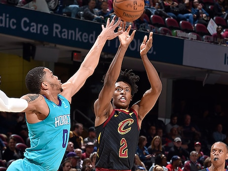 Cavs Fall to Hornets in Season Finale