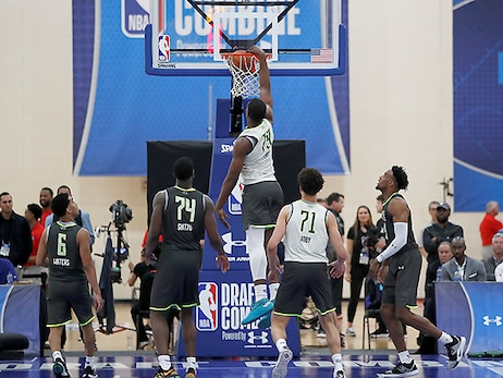 Draft Combine Attendees