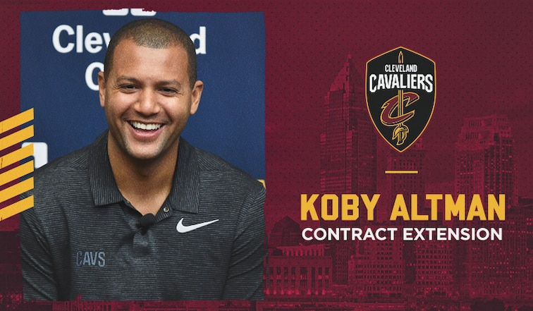 Koby Altman Contract Extension