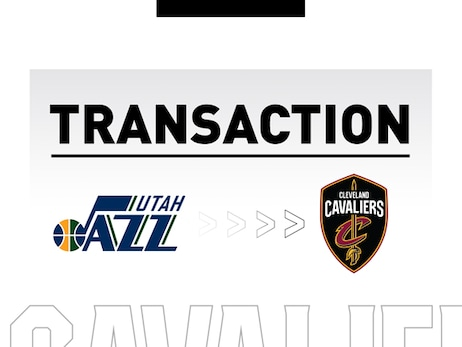 Cavaliers Acquire Rayjon Tucker and Second Round Draft Pick From Utah