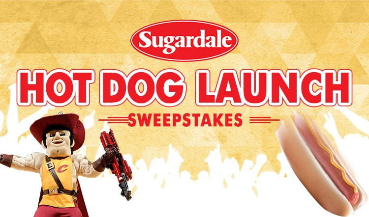 Sugardale Hot Dog Launch Sweepstakes