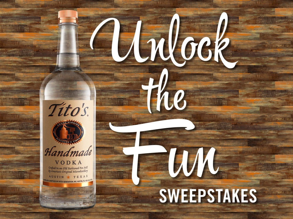 Cavs Tito's Unlock the Fun Sweepstakes | Rules | Cleveland