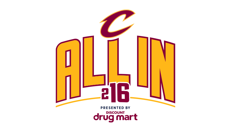 2016 Cavaliers Playoffs presented by Discount Drug Mart