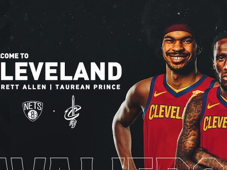 Cavaliers Acquire Jarrett Allen and Taurean Prince from Brooklyn as Part of Three-Team Trade