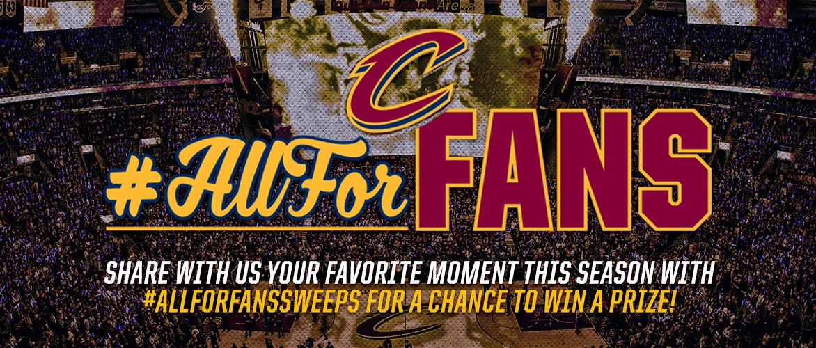 #AllForFans Sweepstakes