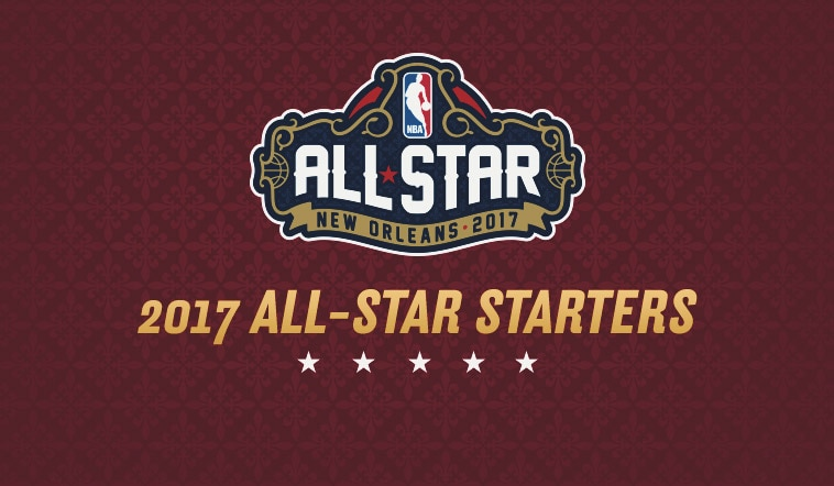 Kyrie Irving and LeBron James Named 2017 NBA All-Star Starters