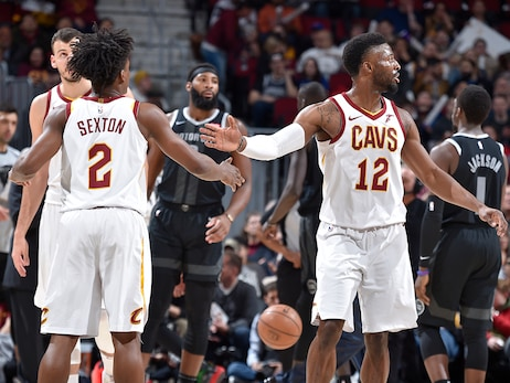 Breaking Down The #CavsPistons 'W'