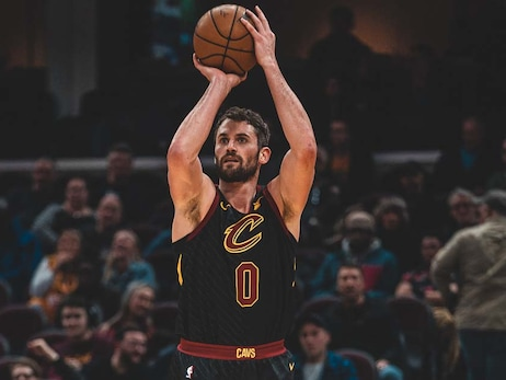 By the Numbers: Kevin Love