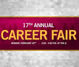 Career Fair Offer