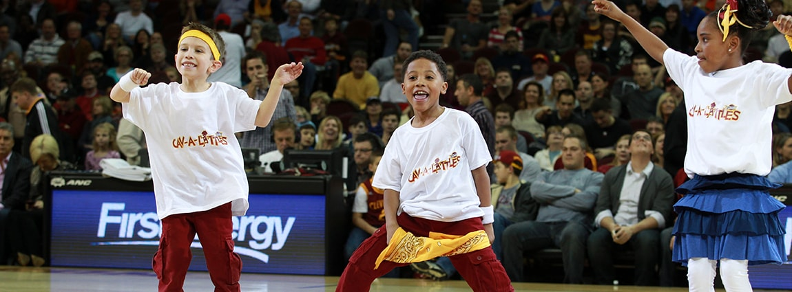 Cavs Kids and Cavalittles