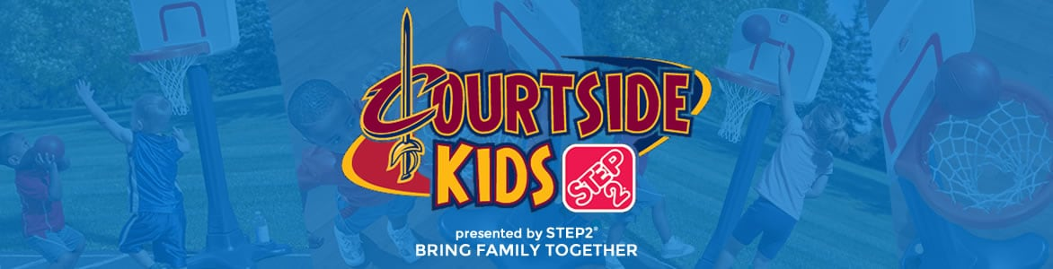 Step2 Courtside Kids Sweepstakes | Rules | Cleveland Cavaliers